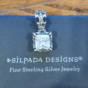 Silpada sterling silver pendant
